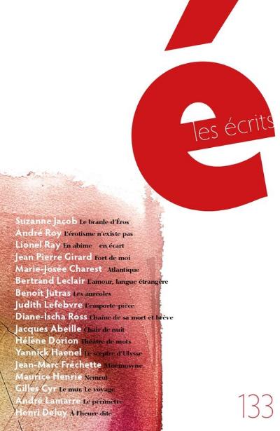 Numéro 133 – novembre 2011