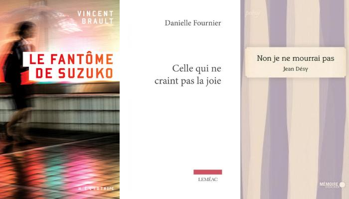 Nos collaborateur·trice·s et la rentrée littéraire de l'hiver 2021